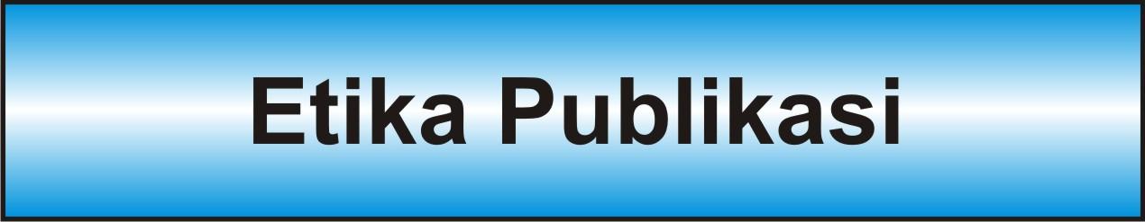 Etika Publikasi